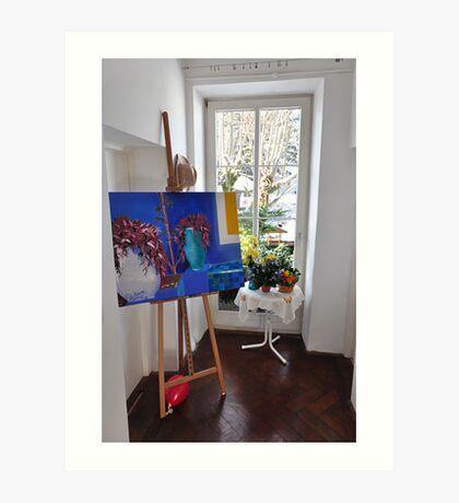 art in the home 2 Art Print