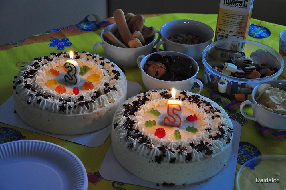 birthday at home by Daidalos