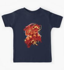 Gouki (RED) Kids Tee