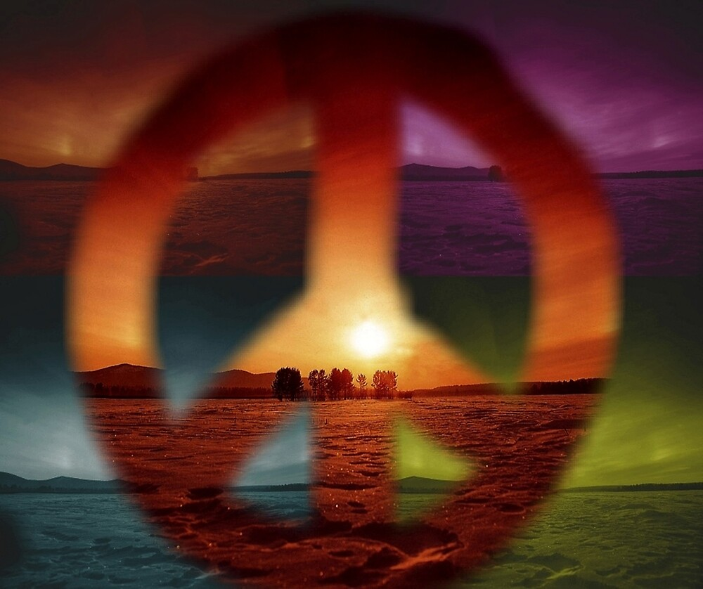 peace on earth by Ingrid Stiehler