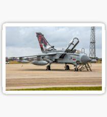 Panavia Tornado GR.4 ZA412/017 Sticker