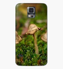 Miniature fungi Case/Skin for Samsung Galaxy