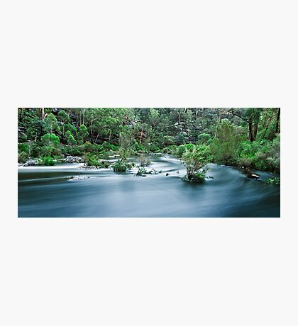 Cataract in Flood Photographic Print