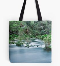 Cataract in Flood Tote Bag