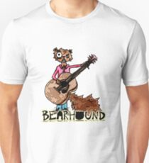 Squirrel Playing Guitar Unisex T-Shirt