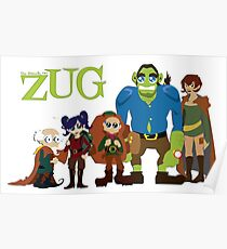 Zug and Friends! Poster