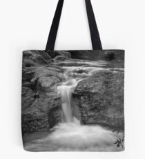 Cracked Rock Tote Bag