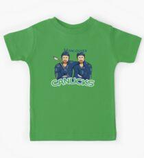 Canucks Sedins T-shirt Kids Tee
