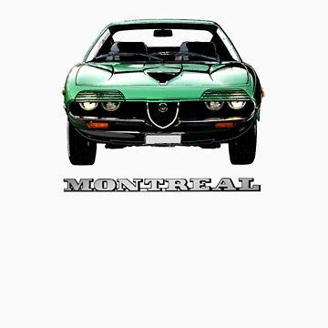 Alfa Romeo Montreal by aussie105
