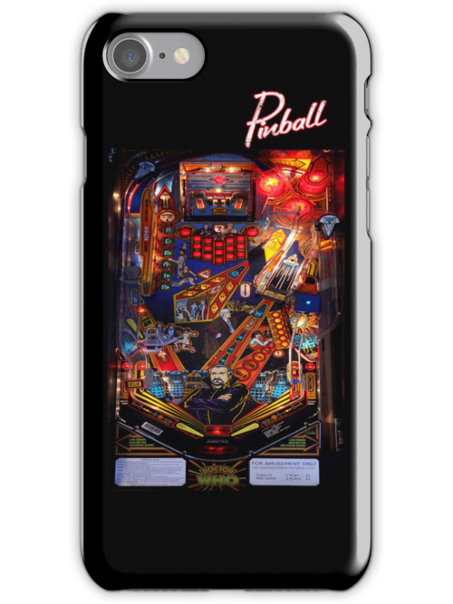Doctor Who Pinball by Alternative Art Steve