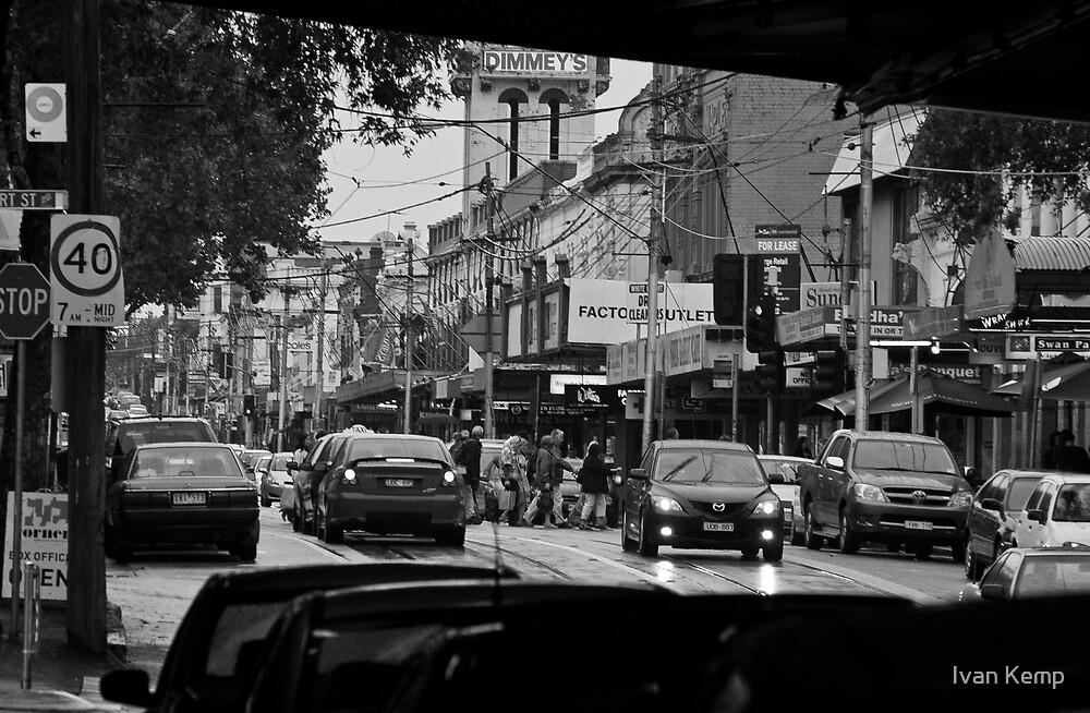 Swan Street, Richmond #1 by Ivan Kemp