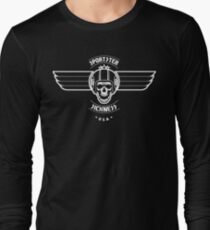 Sportster Sickness - USA Long Sleeve T-Shirt