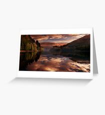 Howden View Greeting Card