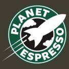 Planet Espresso by Blayde