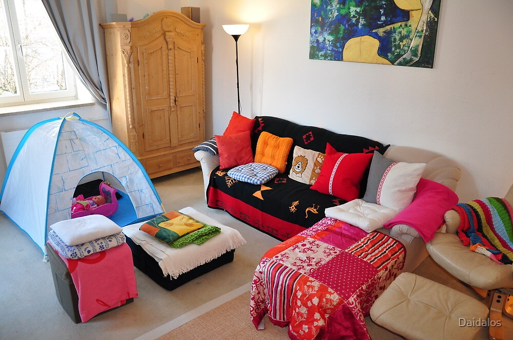 cozy livingroom... by Daidalos