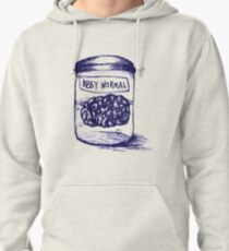 Abby Normal Pullover Hoodie