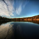 Lake Reflections by geirkristiansen