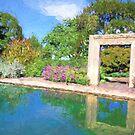 """Dallas Arboretum"" Archway by kcd-designs"