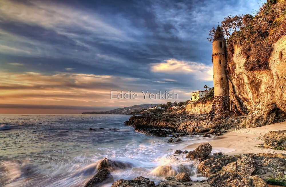 Victoria Beach by Eddie Yerkish