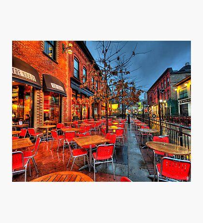 Urban Reflections Photographic Print