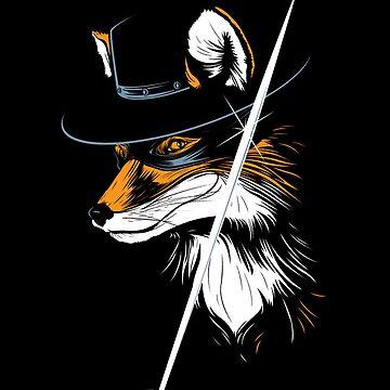 El Zorro by swissarmyshark
