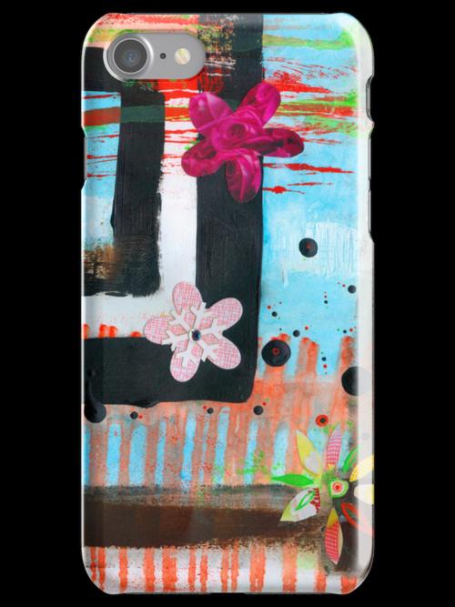 My Secret Garden iPhone/iPod Case by Jay Taylor