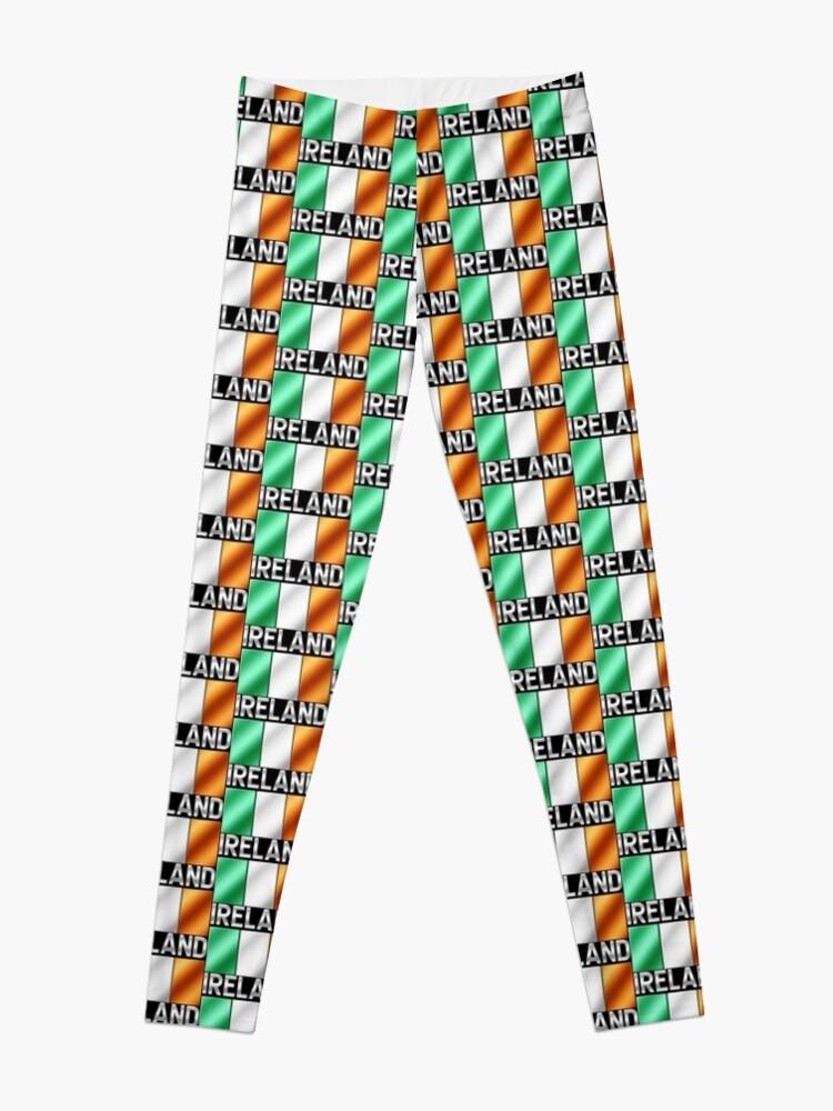 ec3d99fee5ce0 Ireland - Irish Flag & Text - Metallic