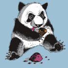 Panda by Genoslaw