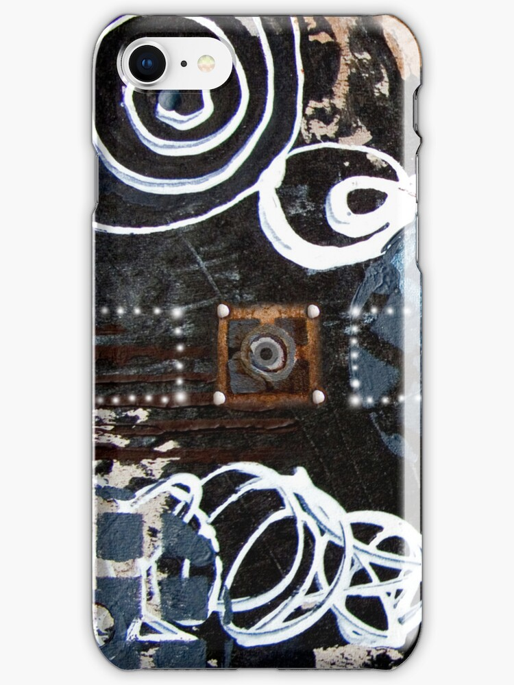 Off the Grid iPhone/iPod Case 3 by Jay Taylor