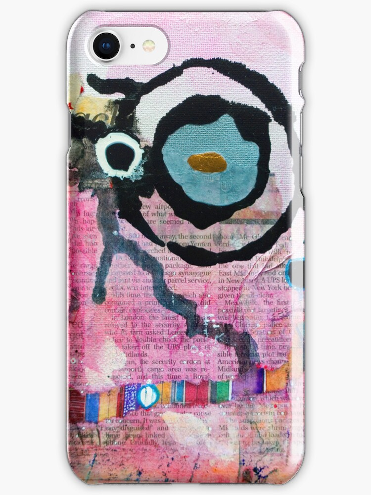 Dream Painting iPhone/iPod Case by Jay Taylor