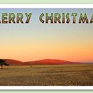 A New Day Dawns - Christmas Card by Jennifer Sumpton