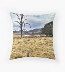Howqua, Victoria Throw Pillow