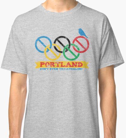 Portland Nolympics Classic T-Shirt