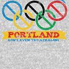 Portland Nolympics by Tom Kurzanski