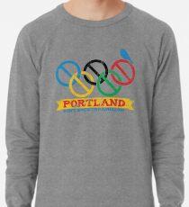Portland Nolympics Lightweight Sweatshirt
