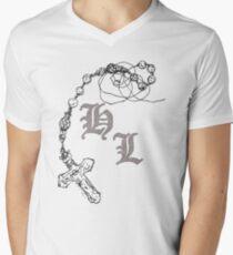 Rosary Men's V-Neck T-Shirt