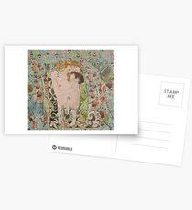 Silent Love Postcards
