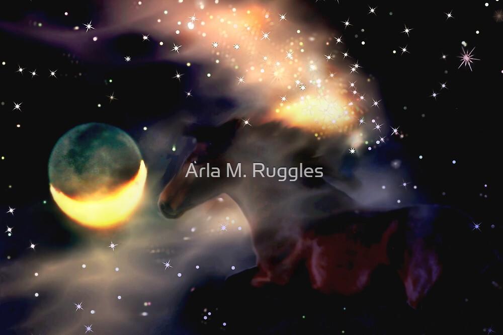 MoonShadow by Arla M. Ruggles