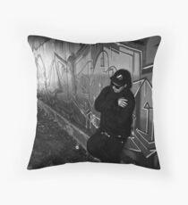 Swagga kinda life Throw Pillow