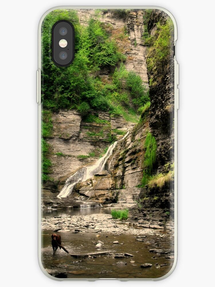 Waterfall by Kerri Swayze-Cox