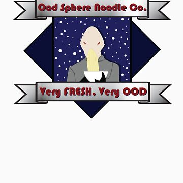 Ood Sphere Noodle Co. by Anglofile