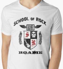 Rock Roadie Men's V-Neck T-Shirt