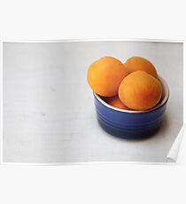 Aerial Apricotics Poster