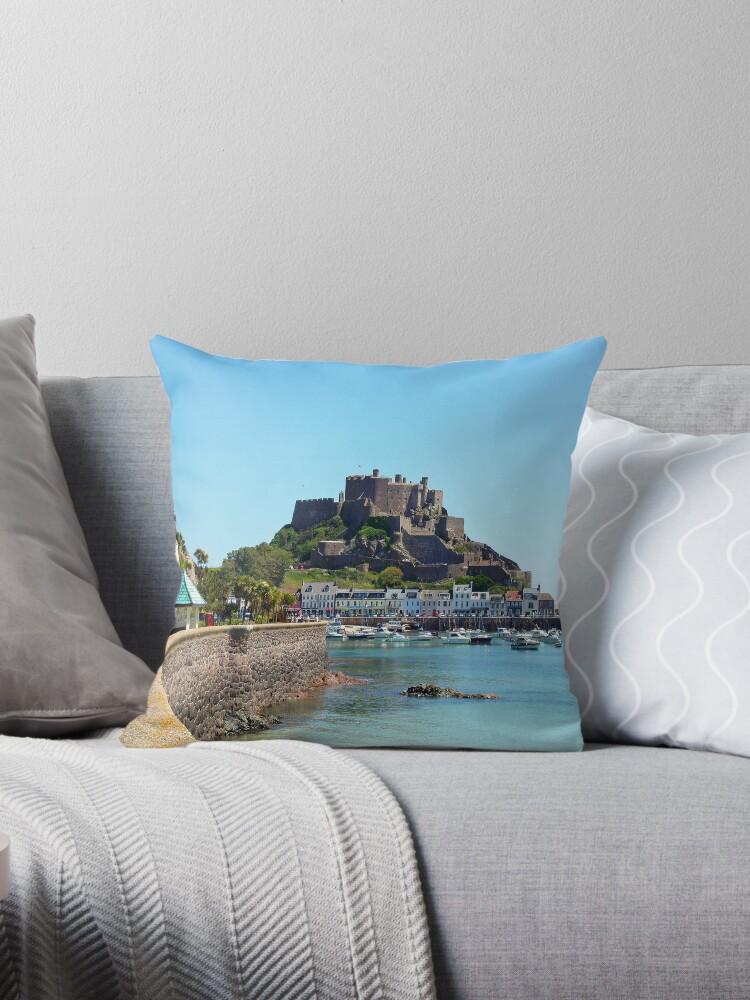 Gorey Castle by Jayne Le Mee