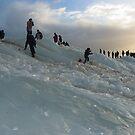 Ice Walls  by ienemien
