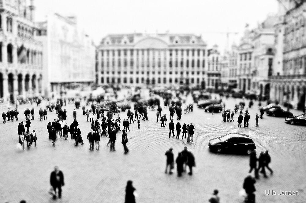Grand Place, Bruxelles - Belgium by Ulla Jensen
