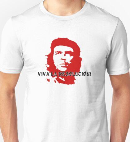 VIVA LA RESOLUCION! T-Shirt