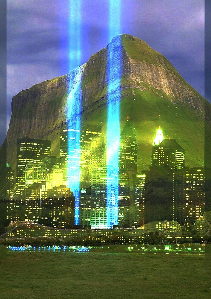 THE EMERALD CITY by Tammera