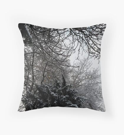 untitled #48 Throw Pillow