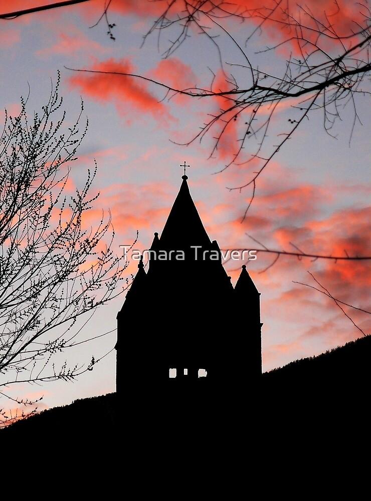 Sunset hues by Tamara Travers